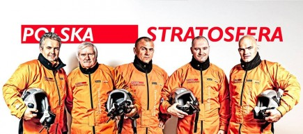 fot. Bartek Syta/Projekt Polska Stratosfera