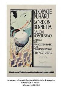 Reprint Gordon Bennett 2