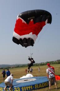 32 mistrzostwa spadochronowe